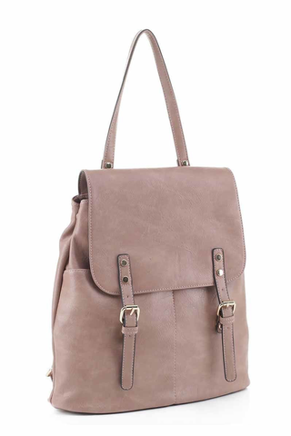 'Mauve Clay Ridge' Bag - Mauve
