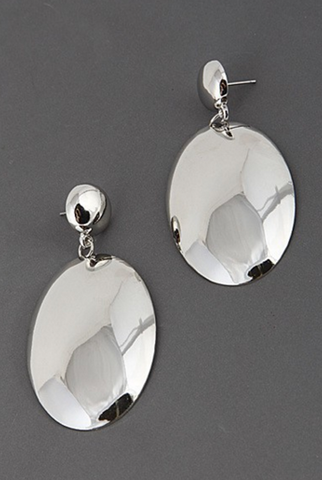 'Mirror Mirror' Earrings