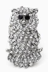 'Hoo, Hoo, Hoo's Looking At You' Ring