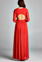 'Lovestruck' Dress - Red