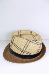 'Do You Burberry?' Fedora