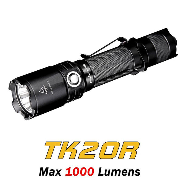 Fenix LED Headlamps and Torches