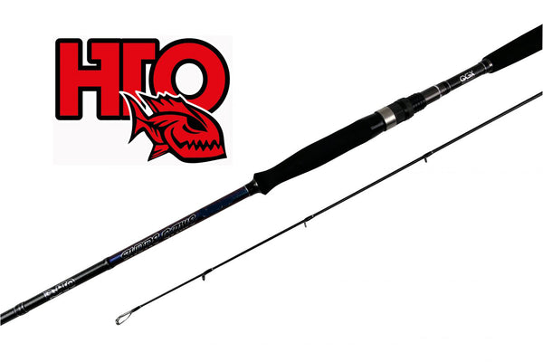 "HTO Shore Game Lure Fishing Rod S932ML - 9ft 3"" - 7-30g - HSGA93"