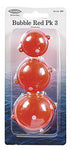 Fladen 3 Pack Assorted Size Bubble Fishing Floats