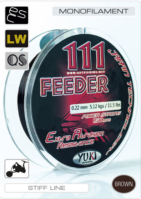 Yuki 111 Feeder Fishing Line