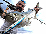 Fishus Espetron Lurenzo Fishing Lure Mackerel 38g Bass Fishing Lures
