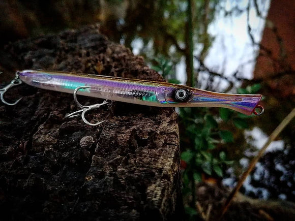 Fishus Lurenzo Don Belone 14cm Floating Bass Pike Fishing Lures