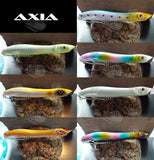 Axia Canine Topwater Bass Fishing Lures 135mm 26g