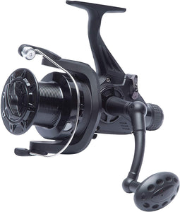 Fishzone Black Ace 8000 Carp Fishing Reel - Big Pit Free Runner Reel