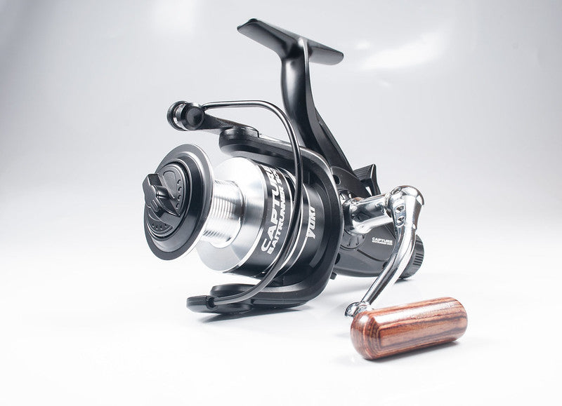 Yuki Capture Bait Runner 500 Fixed Spool Fishing Reel