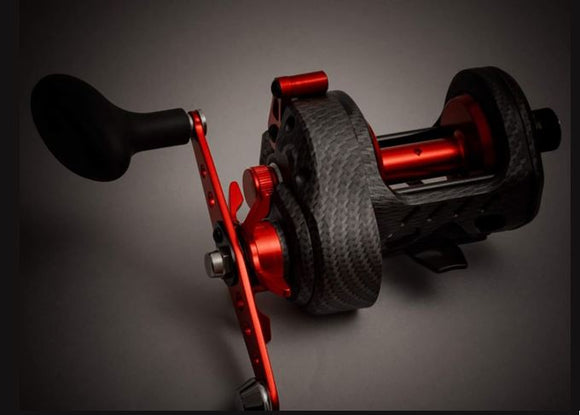 Akios Nitron F 15 Multiplier Fishing Reel