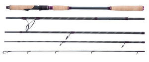 "Hawkridge Volante Excel 9'4"" 15-40g Travel Fishing Rod"