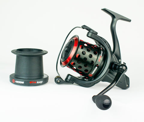 Akios Fireloop Surf Casting Sea Fishing Reel