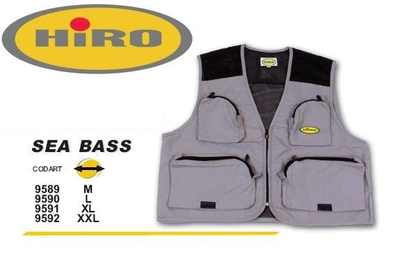 Hiro Lure Fishing Vest
