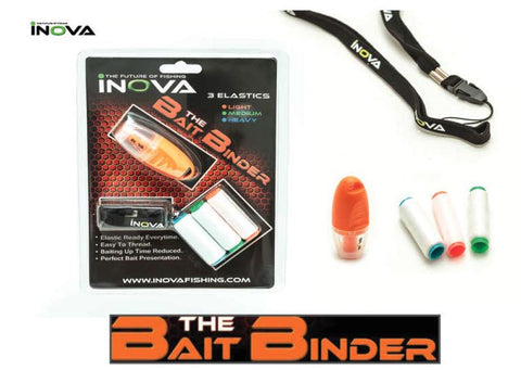 Inova Bait Binder Sea Fishing Bait Elastic System