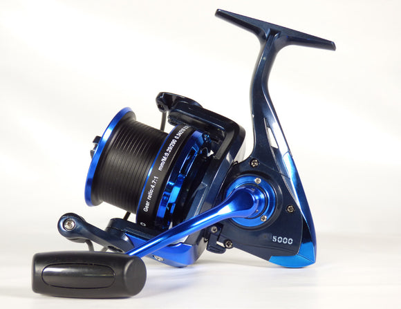 Yuki Shore Sea Fishing Reel - Salt Water Proof - Ideal Beach Ledgering