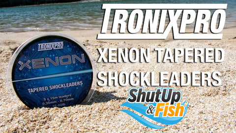 Tronixpro Xenon Tapered Shock Leader Line