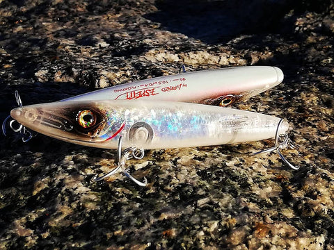 Fishus Lurenzo Espetit Fishing Lures 125mm 21g Various Colours