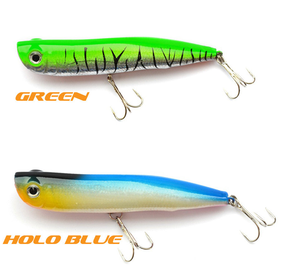 Tronixpro Bass Chug Surface Popper Fishing Lure