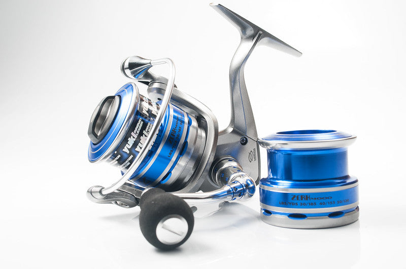 Yuki Zerk Match 4000 Fishing Reel