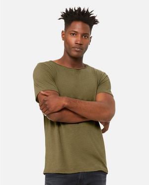 Open image in slideshow, The Raw Neck Tee