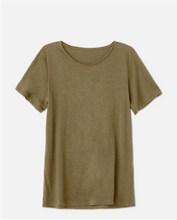 Load image into Gallery viewer, The Raw Neck Tee
