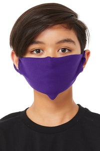 KID'S LIGHTWEIGHT FABRIC FACE COVER