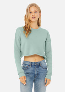 The Crop Crew Sweatshirt