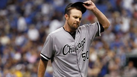 Chicago White Sox's Disappointment