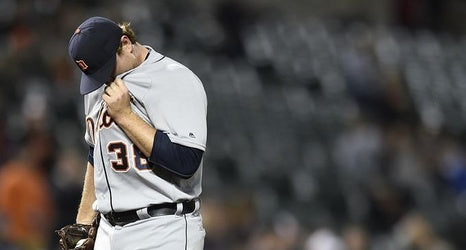 Detroit Tigers' Disappointment