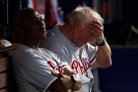 Philadelphia Phillies' Disappointment