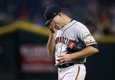 San Francisco Giants' Disappointment