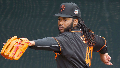 johnny cueto hair
