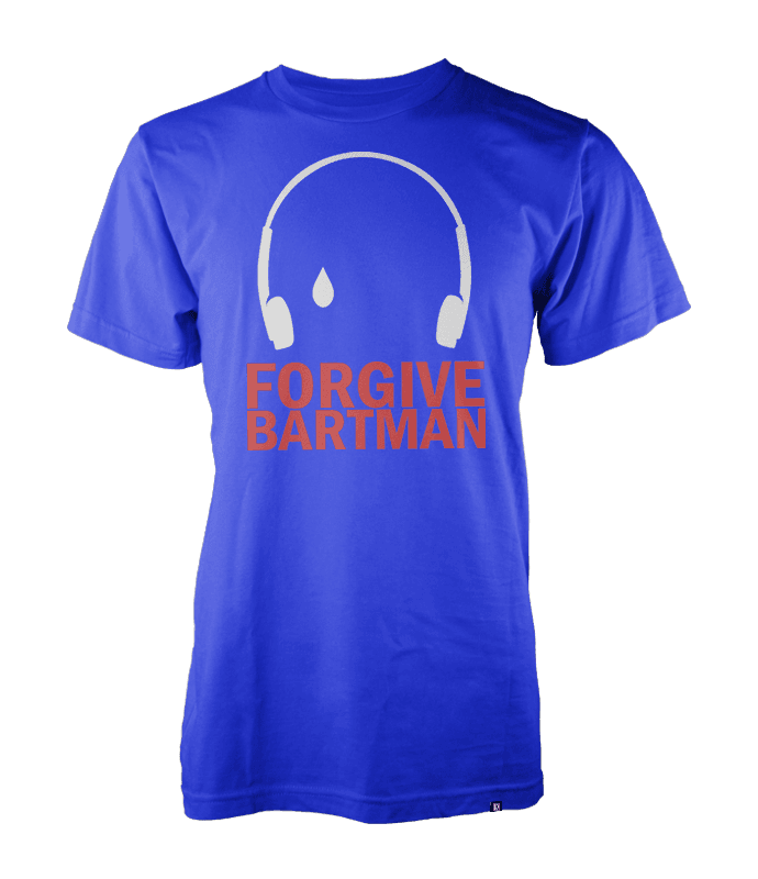 Forgive Bartman - Royal