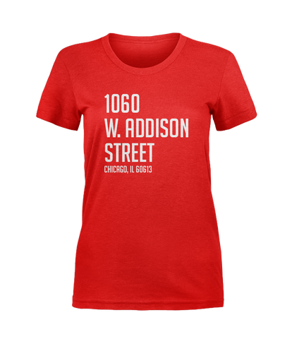 Women's 1060 W. Addison Tee