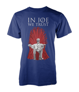 In Joe We Trust - Navy