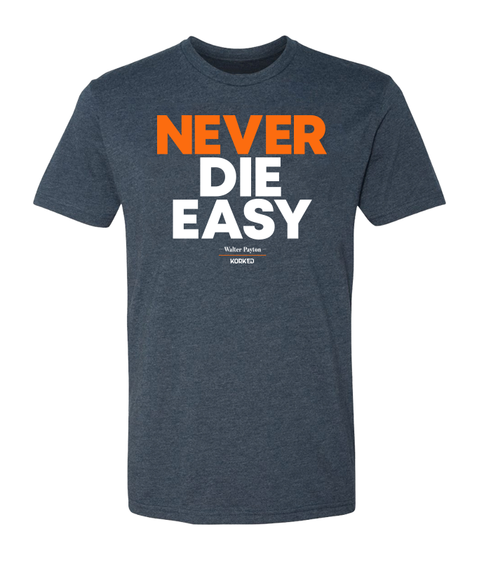 Never Die Easy - Heather Navy