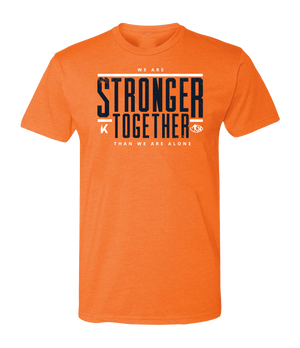 Stronger Together - Orange