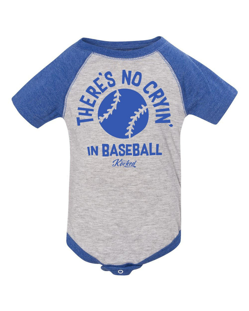 Infant There's No Cryin' Onesie