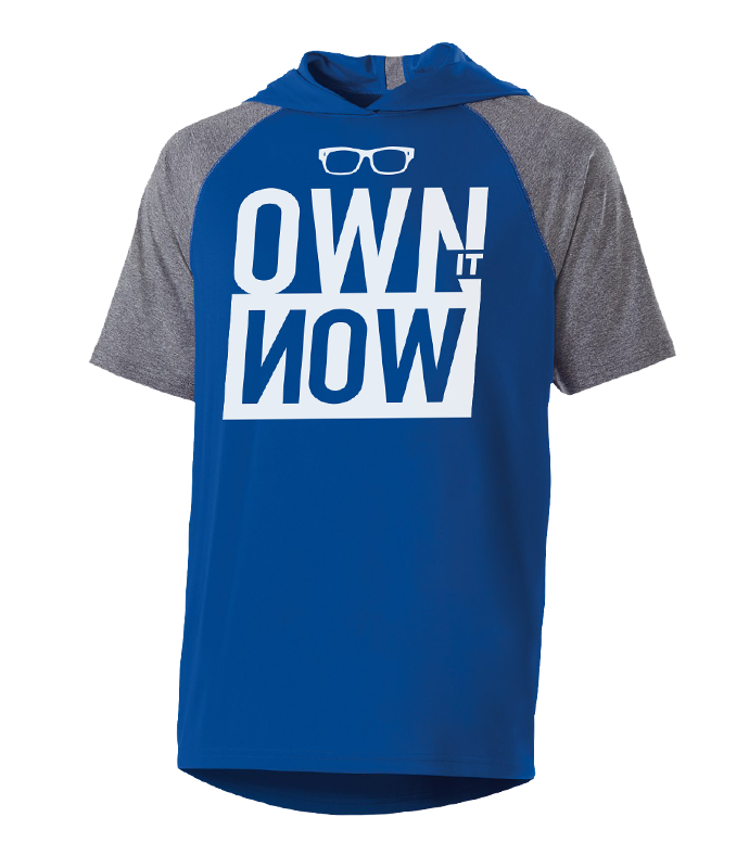 Own it Now - SS Hoodie