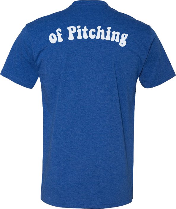 Nice Peace... of Pitching Tee (ON-DEMAND)