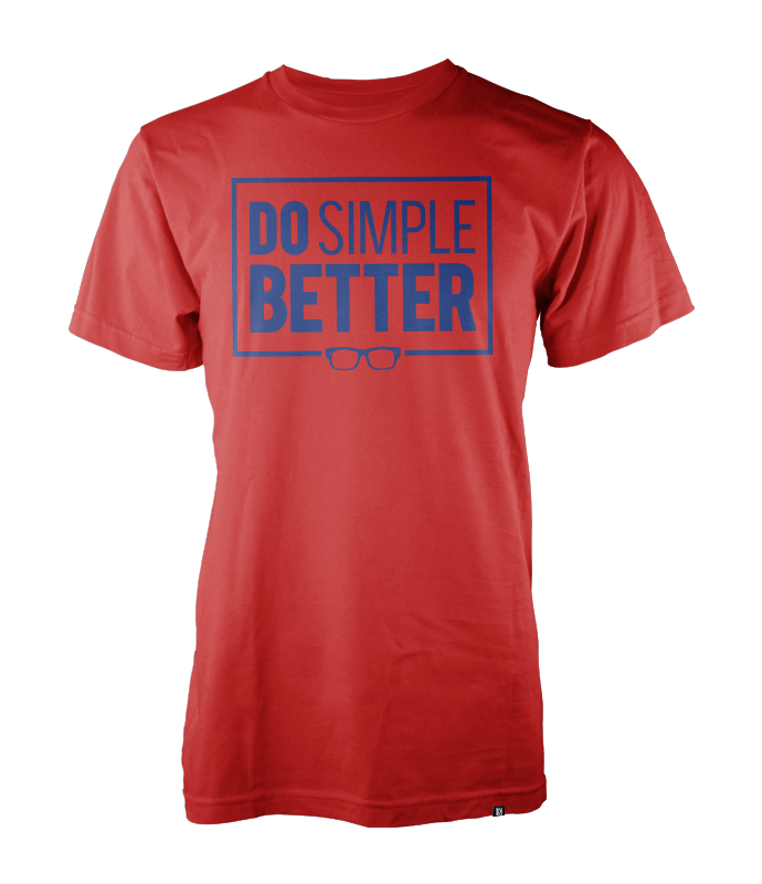 Do Simple Better™ - Maddonism