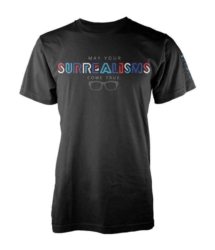 Surrealisms - Black