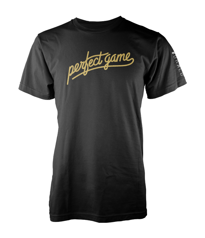 Perfect Game- Gold Script Men's