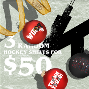 Hat Trick Pack - 3 for $50 (Hockey)
