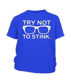 Youth- Try Not to Stink™ - Royal