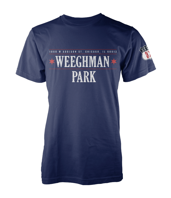 Weeghman Park (Relaxed Fit) - Navy