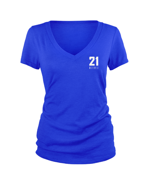 Women's BP Bat Tee
