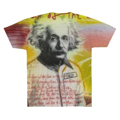 Einstein - All Over Print