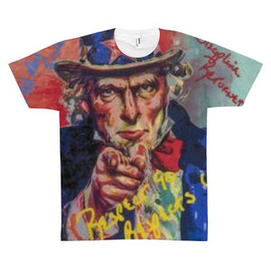 Uncle Sam - All Over Print